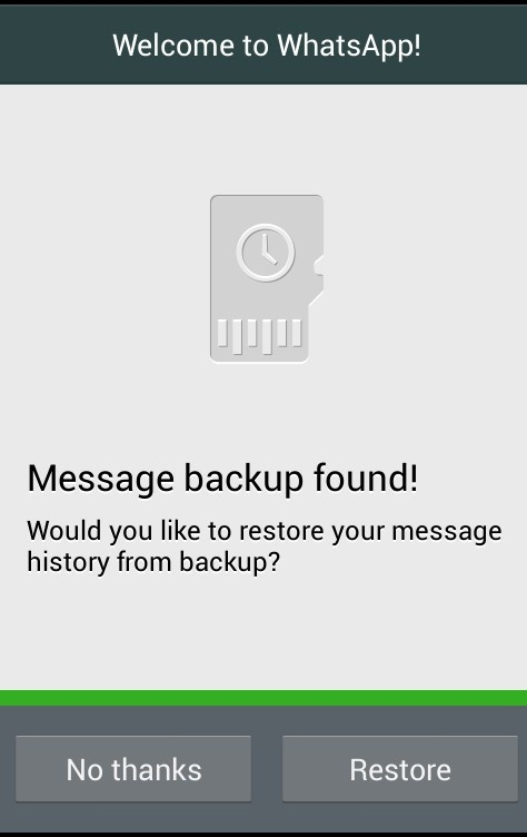 Whatsapp'ta şok yenilik silinen mesajlar..