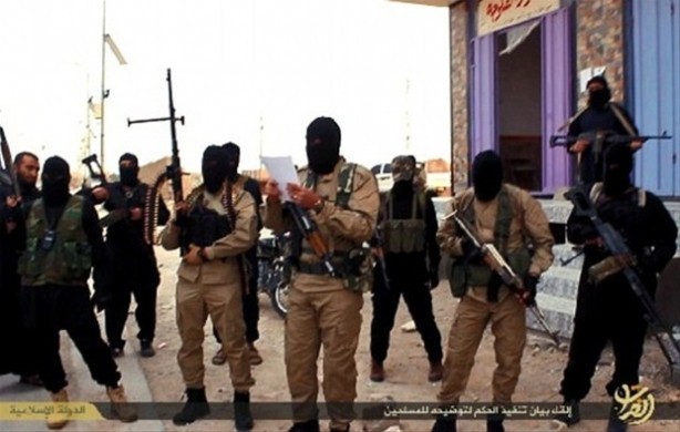 IŞİD'in sosyal medyadan paylaştıkları!