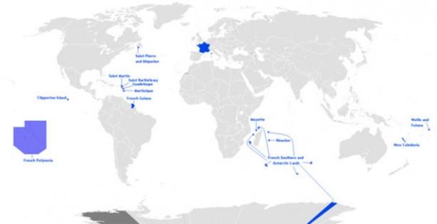 Ülkeler hakkında ilginç bilgiler