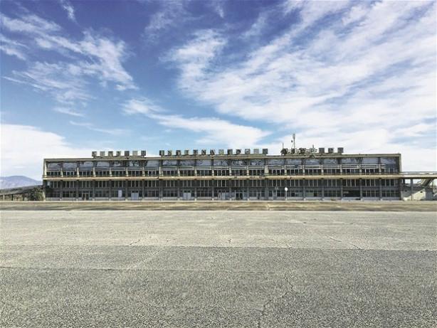 Lefkoşa'da hayalet havaalanı