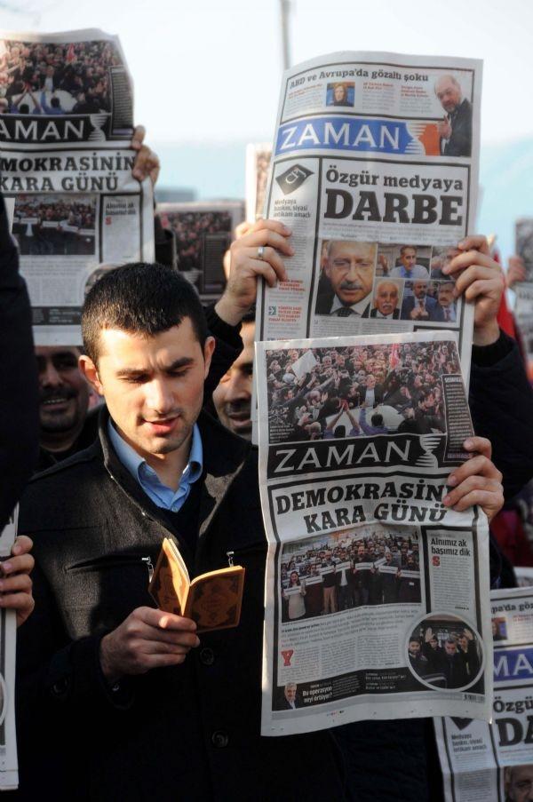 Türkiye genelinde 14 Aralık protestosu