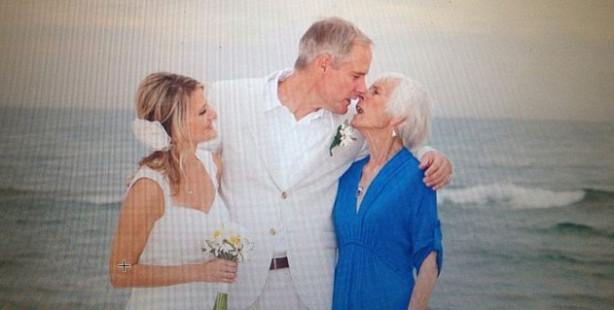 Böyle düğün fotoğrafı gördünüz mü?