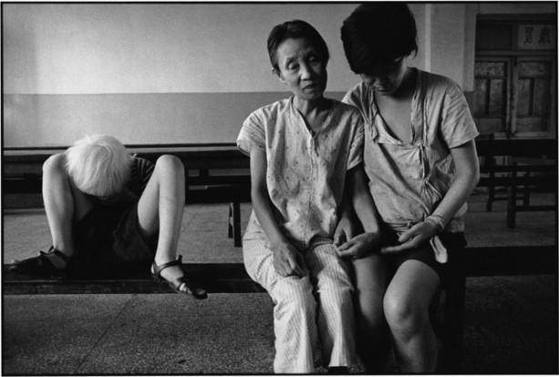 Çin'in akıl hastaneleri