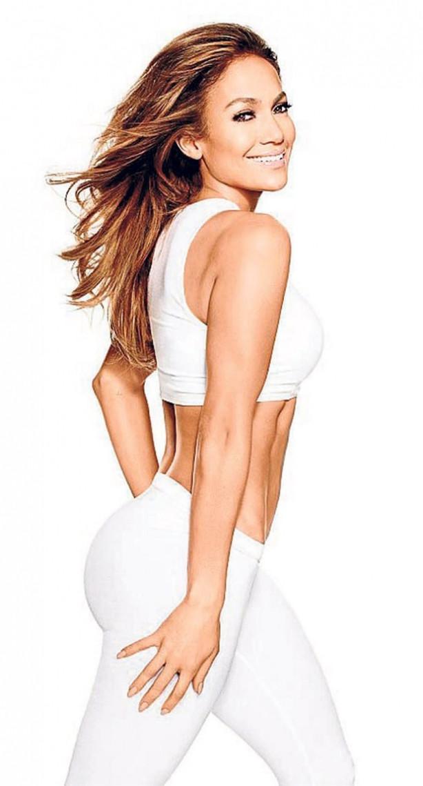 Jennifer Lopez:  'Hiç bu kadar iyi olmamıştım'