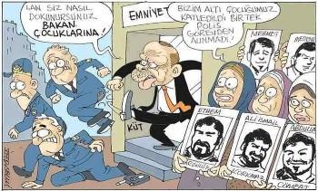 Karikatürlerle 17 Aralık Operasyonu