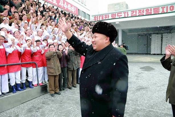Kim Jong-un sinemalarda değil!