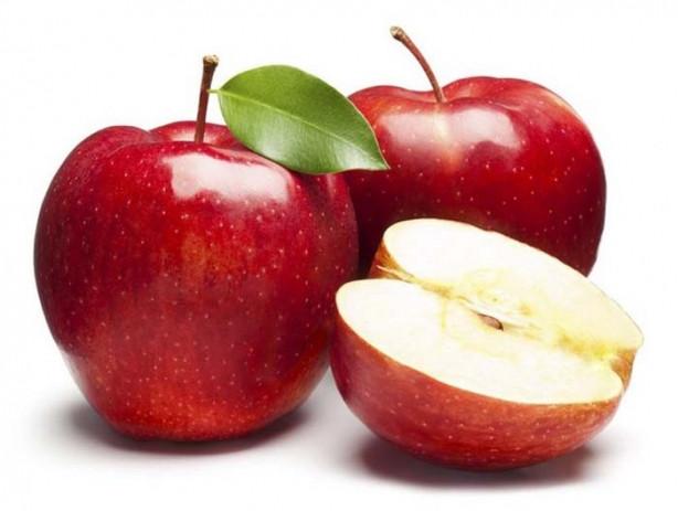 Elma kabuğundaki muhteşem fayda