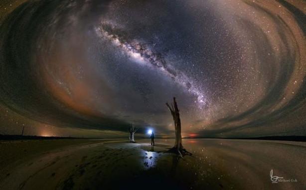 Gökyüzünden birbirinden muhteşem fotoğraflar