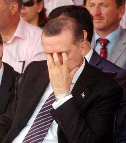 Yoğun tempo Erdoğanı yordu