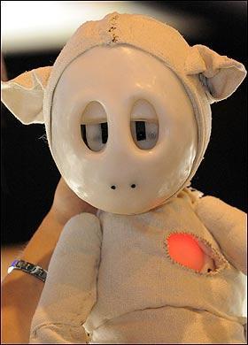 Duygusal robot Emotibot
