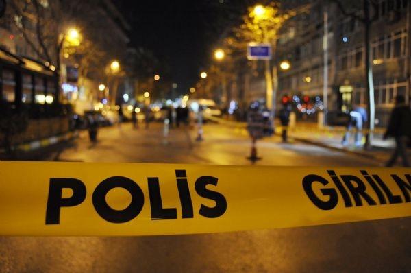 İstanbul'da uzun namlulu infaz