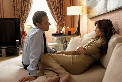 Sarkozynin karısını böyle görmemiştiniz !