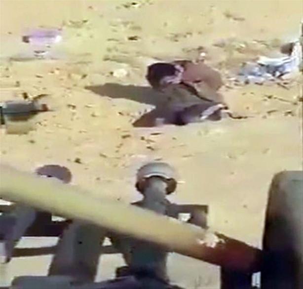 IŞİD'ten bir kanlı infaz daha