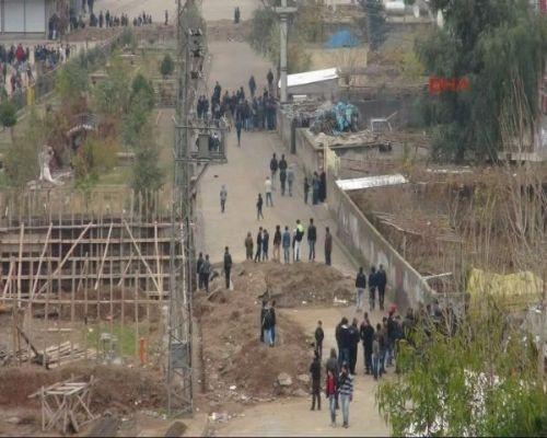 Şırnak'ta tehlikeli çatışma !