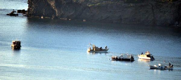 Yunan Sahil Güvenliği, Türk SAT intikal botuyla tanıştı