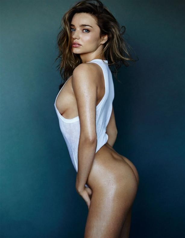 Miranda Kerr'in bikinisi Türk malı çıktı