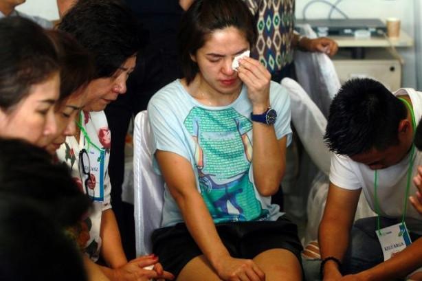 Kayıp uçak bulundu: Korkunç görüntüler