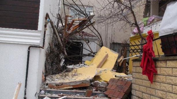 Tuzla'da doğalgaz patlaması: 4 yaralı