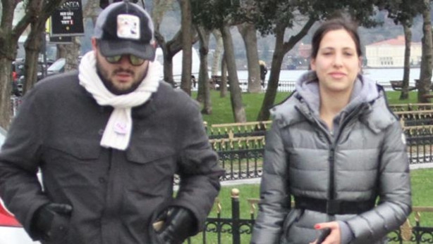 Zehra Çilingiroğlu arkadaşıyla sporda