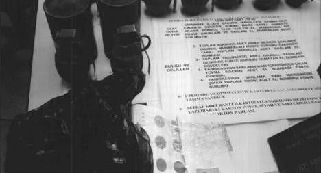 İşte Ergenekon bombaları