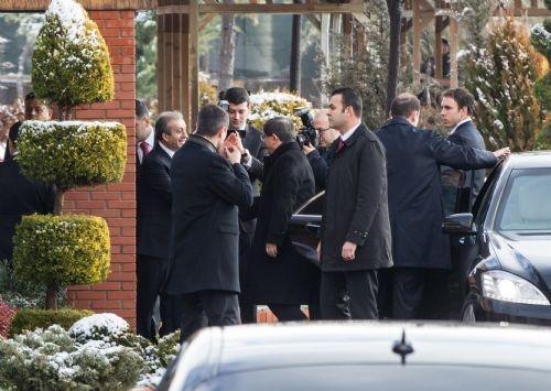 Başbakan Davutoğlu'nun kahvaltısında dikkat çeken ayrıntı