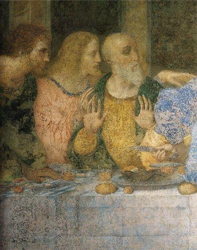 """""""Son Akşam Yemeği"""" tablosunun sırları"""
