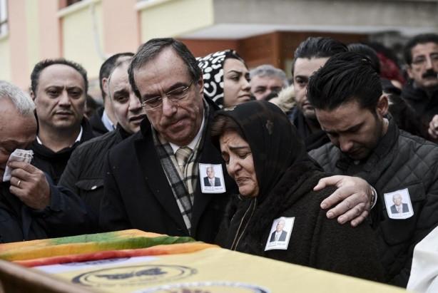HDP'li Murat Bozlak uğurlandı