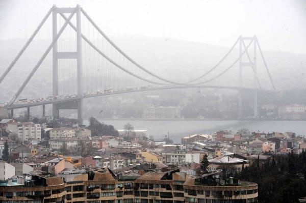 İstanbul'da kar ne kadar devam edecek?