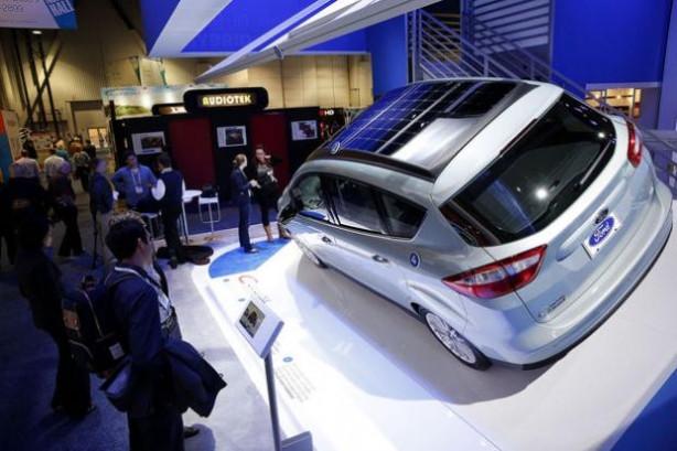 CES 2015'e damgasını vuran otomobil teknolojileri