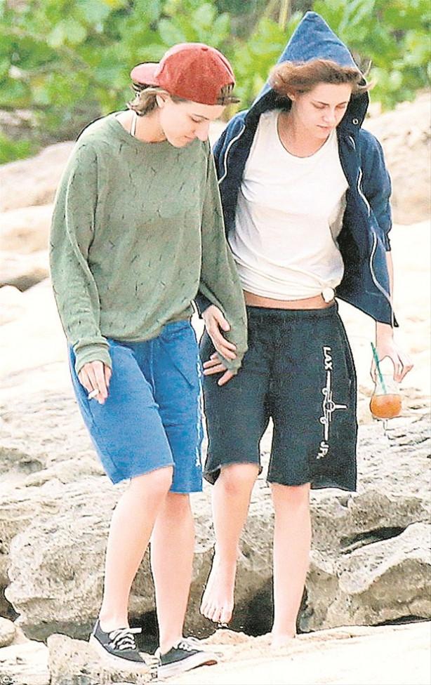 Kristen Stewart şaşırtmaya devam ediyor!