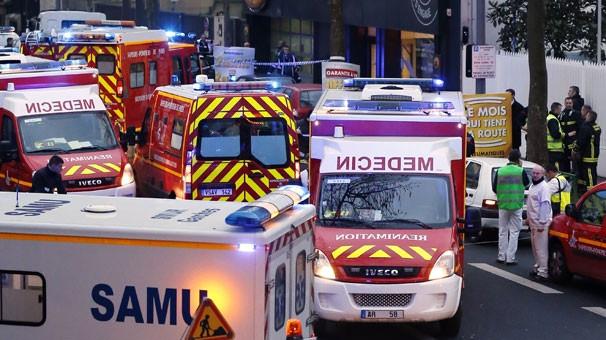 Paris'de yeni saldırı