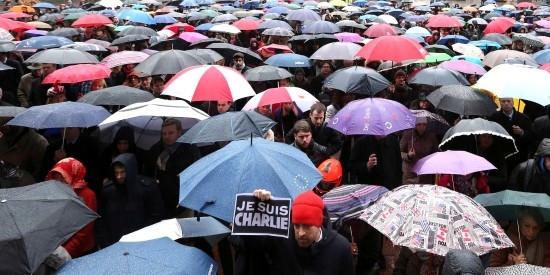 Fransa milyonluk yürüyüşe hazırlanıyor