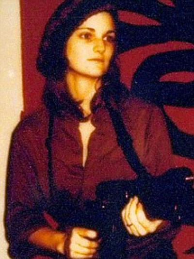 Terörist annenin, model kızı Lydia Hearst