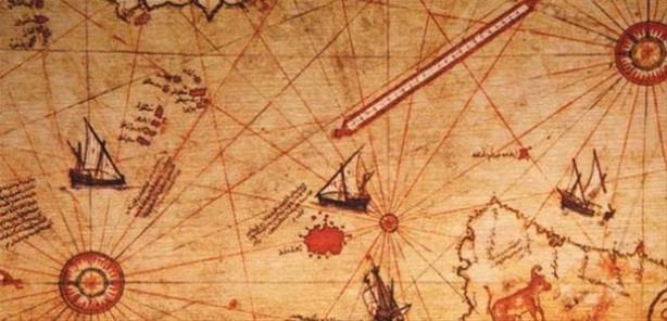 Piri Reis'in harita sırrı