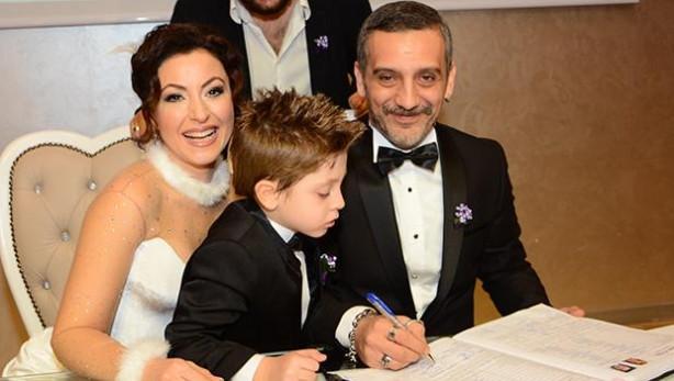 Yonca Cevher evlendi
