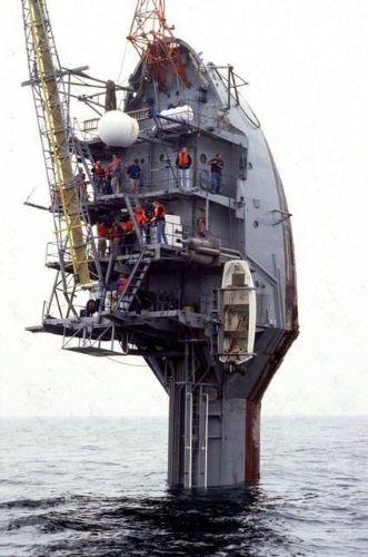 Bu gemi batması için yapıldı