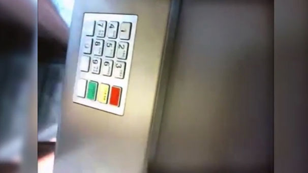ATM hırsızları sonunda bunu da yaptı