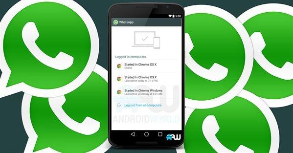 Whatsapp'a webden bağlanamıyor musunuz?