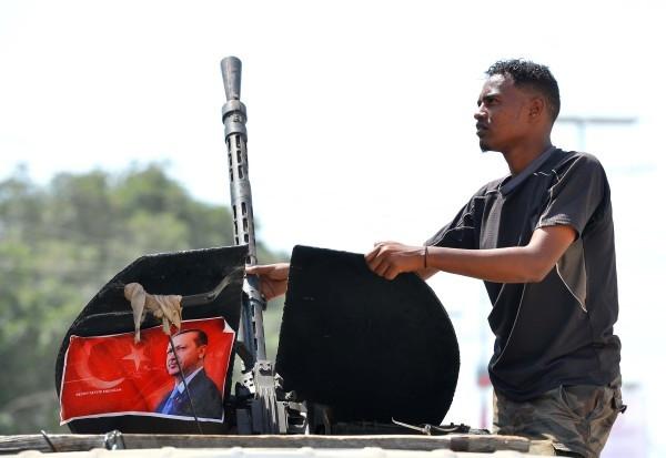 Somali'nin başkenti Mogadişu, Cumhurbaşkanı Erdoğan'ı bekliyor