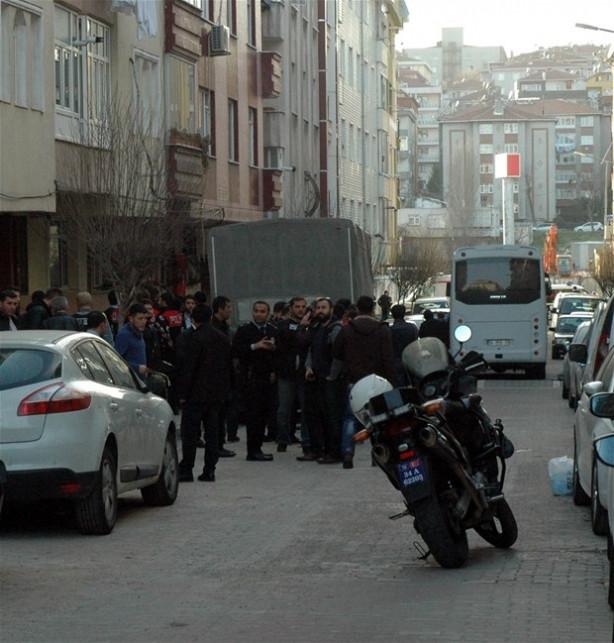 Polis vuran saldırgan operasyonla yakalandı