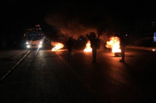 Şırnak'ta dün gece olaylar çıktı