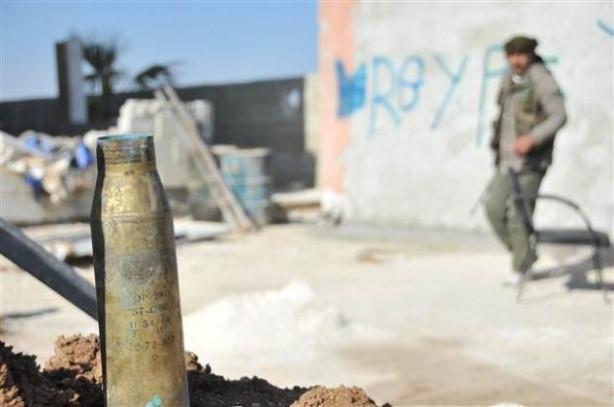 Kobani'den son fotoğraflar