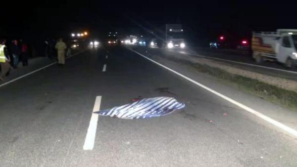 Mardin'de ilginç kaza