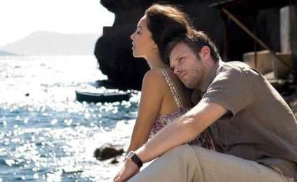 Azra ile Kıvançın romantik kaçamağı