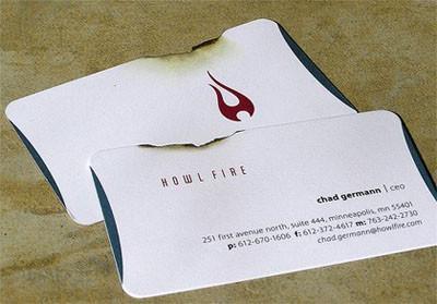 En havalı kartvizitler