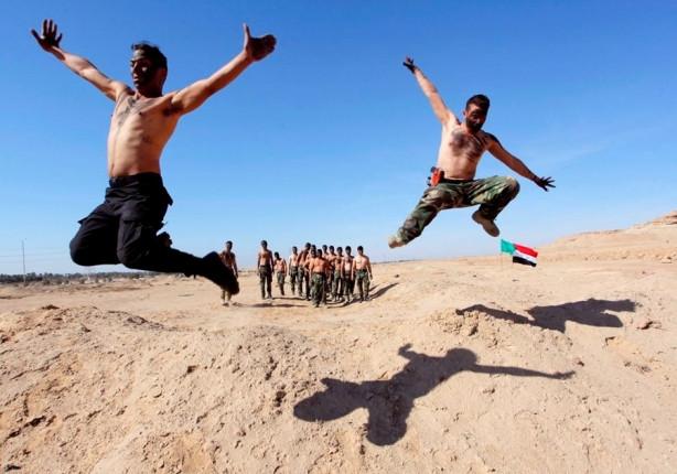 IŞİD'e karşı gönüllü ordusu
