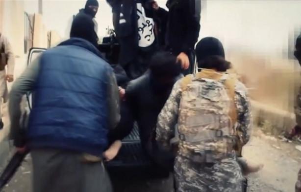 Yine IŞİD yine katliam!