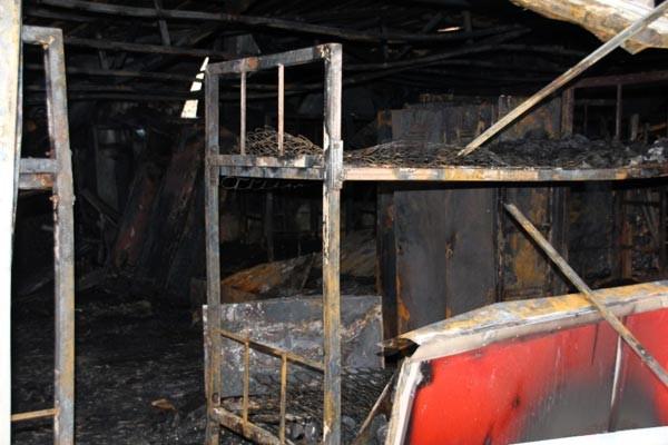 Mersin'de korkunç yangın: 3 ölü, 7 yaralı