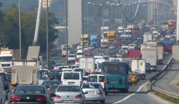 İstanbul dünyanın en kötü ikinci trafiğine sahip