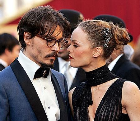 Johnny Depp evlendi